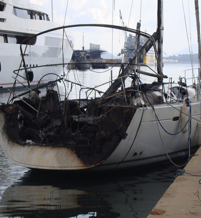 Marine Hull (Pleasure Boats, Yachts, Jet-Ski etc.) Surveys and Claims